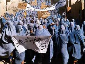 the struggle of the women in afghanistan in the movie osama Al-qaeda leader osama bin laden was gunned down by us forces in pakistan on may 2, 2011  osama married the syrian woman,  siham remained in afghanistan with.